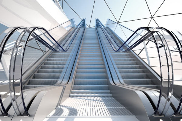 ESCALATORS & CONVEYORS